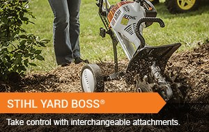 STIHL YARD BOSS